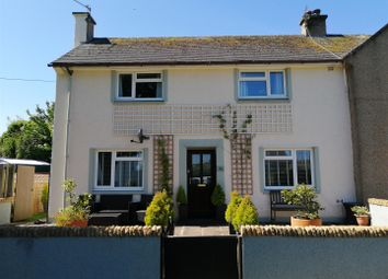 Thumbnail 3 bed semi-detached house for sale in Lansdowne Road, Penzance