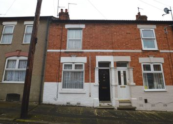 Thumbnail 3 bed terraced house to rent in Baker Street, Northampton