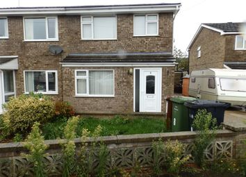 Thumbnail 3 bed semi-detached house to rent in Mallard Close, Snettisham, King's Lynn
