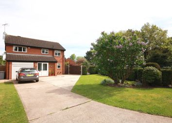 Thumbnail 4 bed detached house for sale in Queens Park Gardens, Crewe