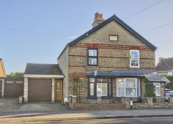 Thumbnail 2 bed semi-detached house for sale in Great North Road, Eaton Socon, St. Neots, Cambridgeshire
