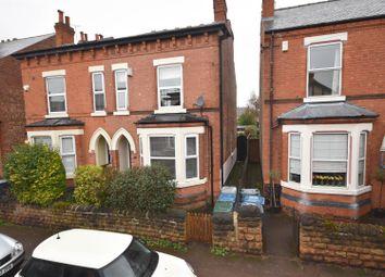 Thumbnail 3 bed semi-detached house for sale in Pierrepont Road, West Bridgford, Nottingham