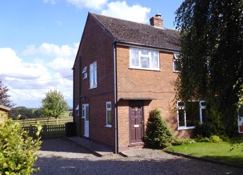 Thumbnail 3 bed semi-detached house to rent in Northingtown Farm, Holt Heath, Worcestershire