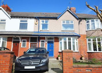 Thumbnail 4 bed terraced house for sale in Melbreck Road, Mossley Hill, Liverpool