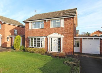 Thumbnail 4 bed detached house for sale in Masham Close, Harrogate
