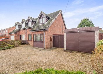 Thumbnail 3 bed semi-detached house for sale in Barnes Road, Donington, Spalding