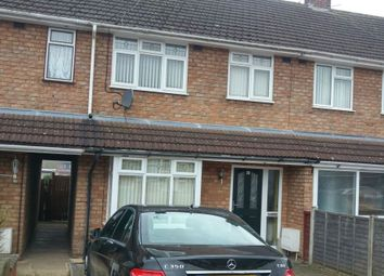 Thumbnail 3 bedroom terraced house to rent in Berkswell Rd, Coventry