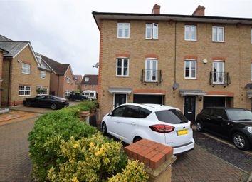 Malkin Drive, Church Langley, Harlow CM17. 4 bed town house