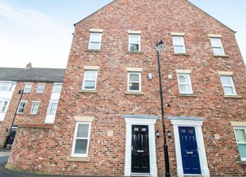 Thumbnail 4 bed town house for sale in Warkworth Woods, Gosforth, Newcastle Upon Tyne