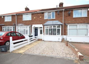2 bed terraced house for sale in Stapleford Road, Luton LU2