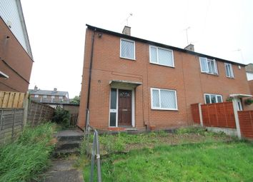 Thumbnail 2 bed semi-detached house to rent in Wellstone Gardens, Bramley, Leeds