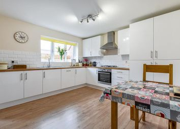 Thumbnail 4 bed detached house for sale in Barons Crescent, Trowbridge