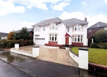 Thumbnail 5 bed detached house for sale in Dan-Y-Coed Road, Cyncoed, Cardiff