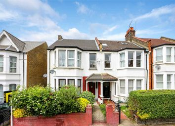 Thumbnail 3 bed flat for sale in Monson Road, Kensal Green, London