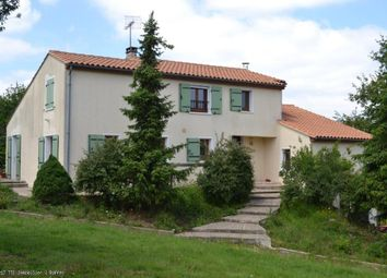 Thumbnail 4 bed property for sale in Champagne Mouton, Poitou-Charentes, 16350, France