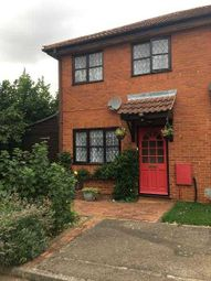 Thumbnail 2 bed end terrace house to rent in Hedgeway, Northampton