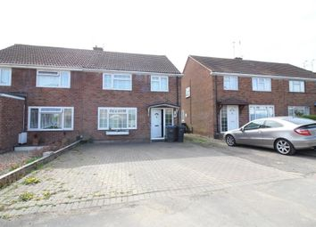 Thumbnail 3 bed semi-detached house for sale in Latton Green, Harlow