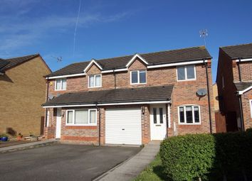 Thumbnail 3 bed semi-detached house for sale in 23, Viscount Evan Drive, Newport, Newport