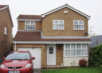 Thumbnail 4 bed detached house to rent in Wentworth Gardens, Swinton, Rotherham