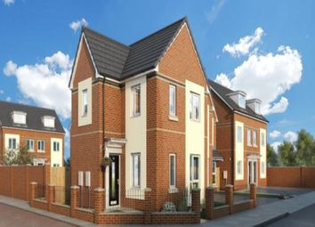 Thumbnail 3 bed semi-detached house for sale in The Parks, Anfield, Liverpool