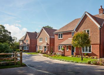 "Thumbnail 4 bedroom property for sale in ""The Danbury"" at Crouch Lane, Goffs Oak, Waltham Cross"