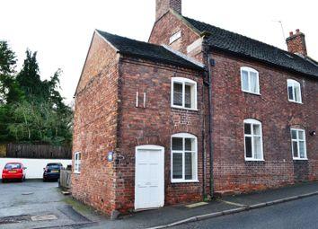 Thumbnail 2 bedroom end terrace house to rent in Shrewsbury Street, Hodnet, Market Drayton