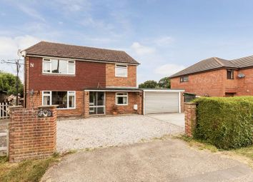 Thumbnail 4 bed detached house for sale in Broad Road, Hambrook, Chichester