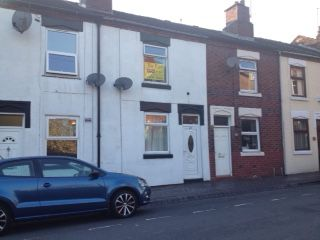 Thumbnail 3 bed terraced house to rent in Cliveden Place, Longton, Stoke On Trent