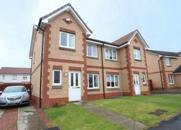 Thumbnail 3 bedroom semi-detached house for sale in Whitacres Road, Glasgow, Lanarkshire