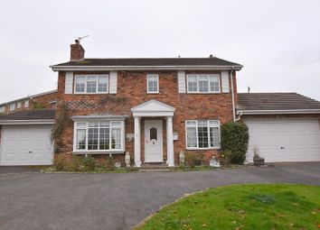 Thumbnail 4 bed detached house to rent in Beechwood Close, Clayton, Newcastle Under Lyme