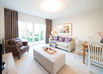 Thumbnail 2 bed terraced house for sale in Beckets Rise, Worthing Road, Basingstoke, Hampshire