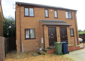 Thumbnail 2 bedroom semi-detached house to rent in Hedgelands, Wisbech