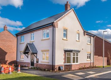 Thumbnail 4 bed detached house for sale in Miller Homes, Birmingham Road, Stratford-Upon-Avon