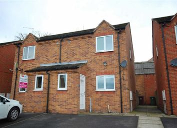 Thumbnail 2 bed semi-detached house for sale in Haworth Close, Stretton, Alfreton