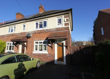 Thumbnail 2 bedroom end terrace house for sale in Thackeray Street, Sinfin, Derby, Derbyshire