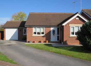 Thumbnail 3 bed detached bungalow for sale in The Fairways, Clifton, Ashbourne