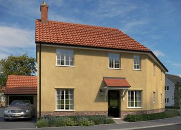 Thumbnail 3 bed semi-detached house for sale in The Kennet, Castle Fields, Marsh Lane, Dunster, Somerset