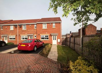 Thumbnail 3 bed end terrace house for sale in Densham Drive, Stockton-On-Tees