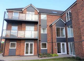 Thumbnail 2 bed flat for sale in Cadet Drive, Shirley