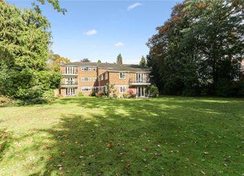 Thumbnail 2 bed flat for sale in Grosvenor Court, Egerton Road, Weybridge, Surrey