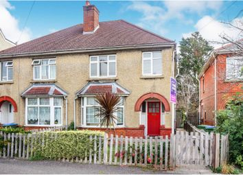 3 bed semi-detached house for sale in Lilac Road, Swaythling, Southampton SO16