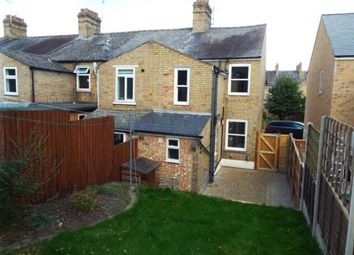 Thumbnail 2 bed end terrace house for sale in Roscrea Terrace, Huntingdon, Cambridgeshire