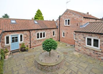 Thumbnail 4 bed property to rent in Bridge Garth, Heslington, York