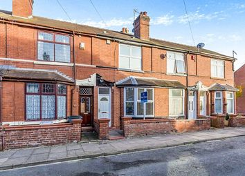 Thumbnail 3 bedroom terraced house to rent in Stanley Street, Tunstall, Stoke-On-Trent