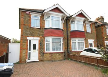 Thumbnail 3 bedroom semi-detached house to rent in Warten Road, Ramsgate