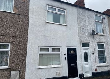 Thumbnail 2 bed terraced house for sale in Cutts Row, Kirkby-In-Ashfield, Nottingham