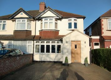 Thumbnail 3 bedroom semi-detached house for sale in Briar Road, Garston, Watford