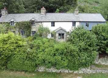Thumbnail 3 bed cottage to rent in Llangynog, Oswestry