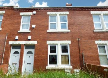 Thumbnail 2 bedroom flat for sale in Queen Street, Ashington