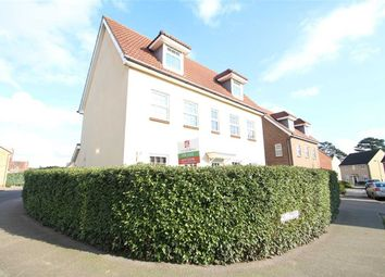 Thumbnail 5 bedroom detached house for sale in The Combers, Grange Farm, Kesgrave, Ipswich